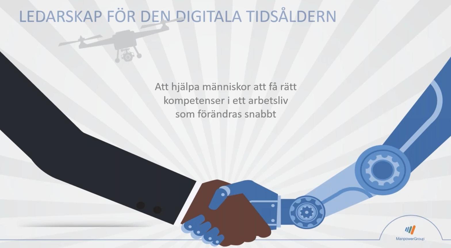 Ledarskap i den digitala tidsåldern